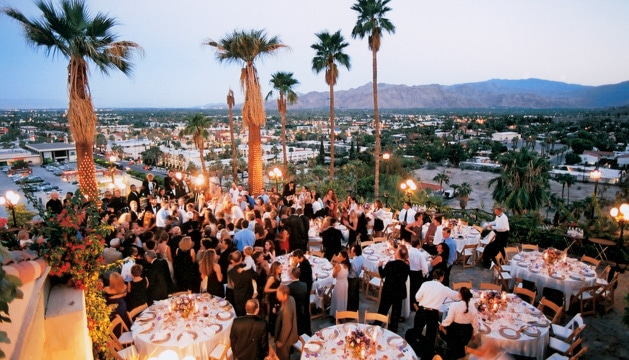 Weddings events palm springs the willows of palm springs about the venue junglespirit Image collections