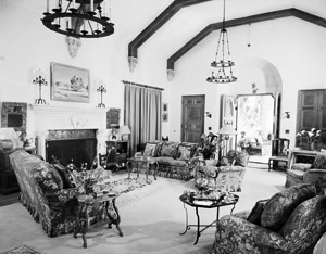 Historical Living Room