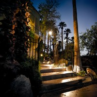 Fall Getaway to a Luxury Boutique Hotel in Palm Springs