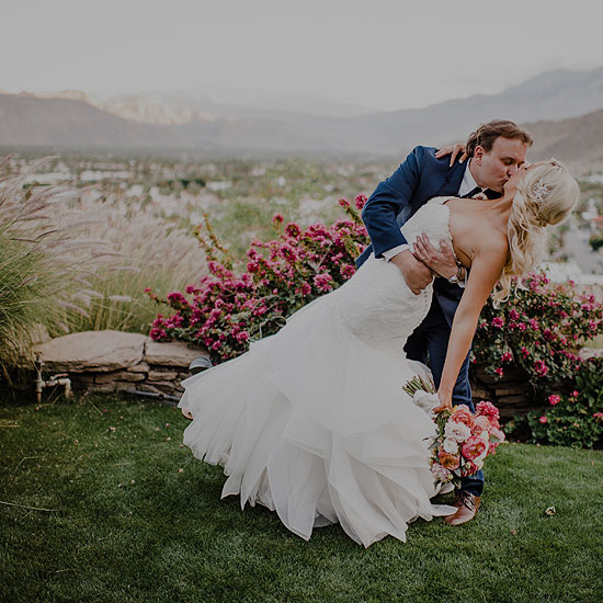 Weddings & Events at The WIllows Palm Springs