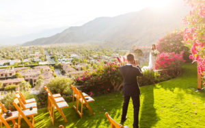 Outdoor Wedding Venue in Palm Springs