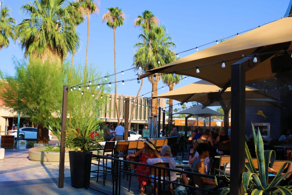 Restaurants in Palm Springs comprise a thriving and varied culinary scene.