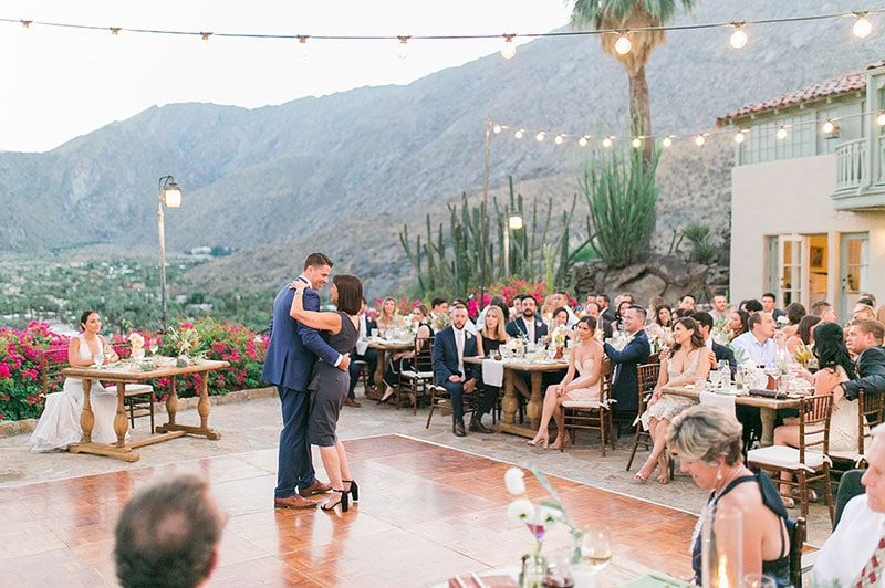 Our Palm Springs wedding venue offers the finest ambiance and views in the area.
