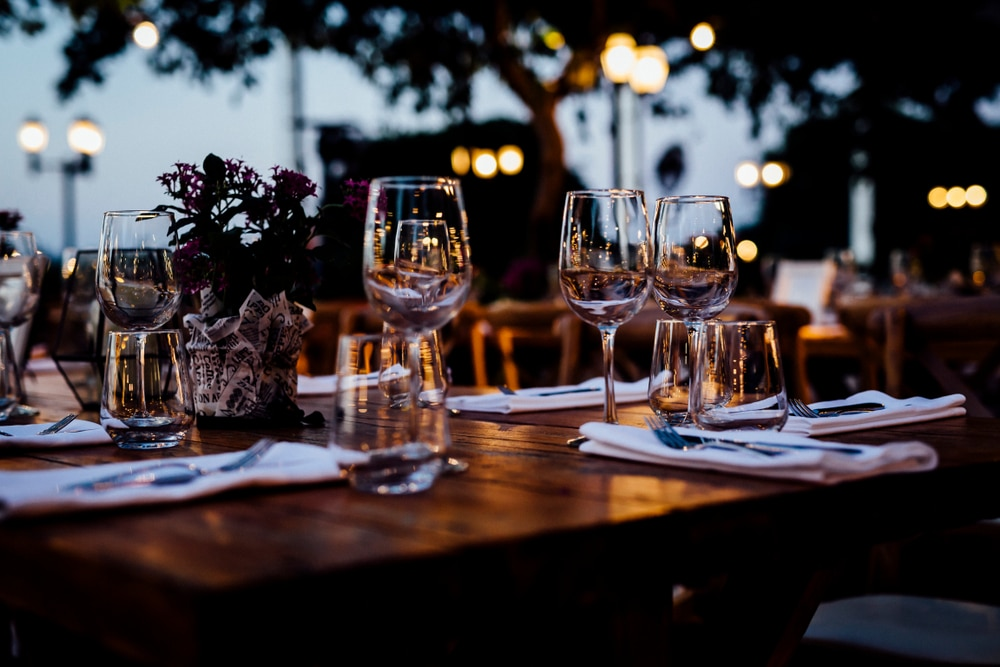 Le Vellauris Restaurant and other great Palm Springs restaurants near our luxury Palm Springs Hotel